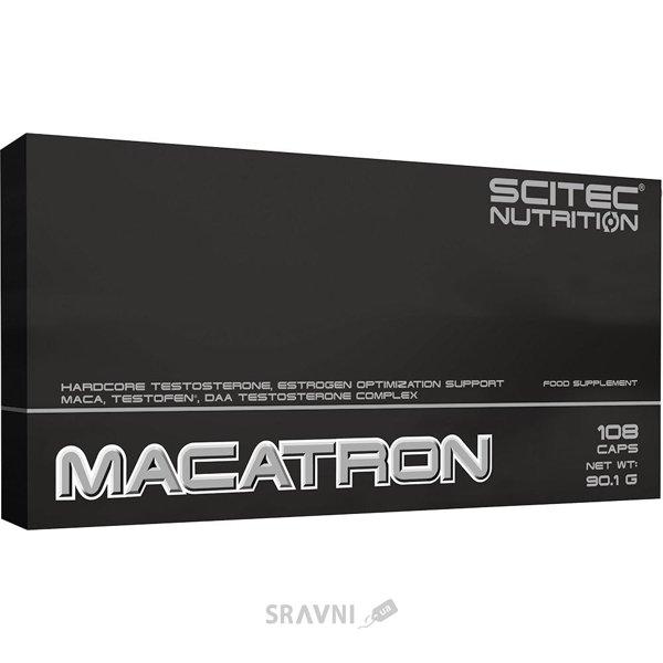 Фото Scitec Nutrition Macatron 108 caps