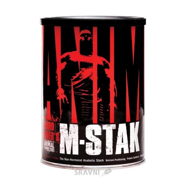 Фото Universal Nutrition Animal M-Stak 21 packs