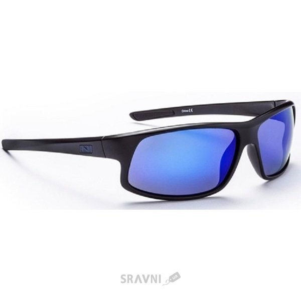 Фото Optic Nerve Avenger Polarized Smoke Matte Black (922735)