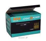 Фото LogicPower AAA bat Alkaline 4шт (3160)