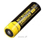 Фото NiteCore 18650 Lithium 1шт 2300mAh