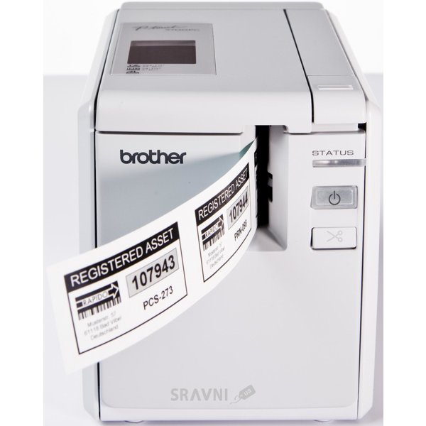 Фото Brother PT-9700PCR (PT9700PC)
