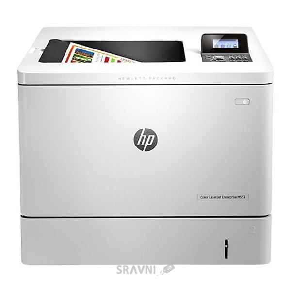 Фото HP Color LaserJet Enterprise M553n