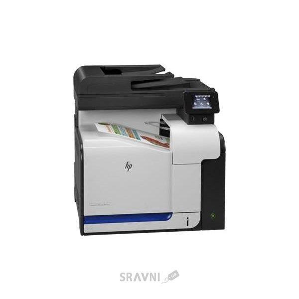 Фото HP LaserJet Pro 500 color MFP M570dw