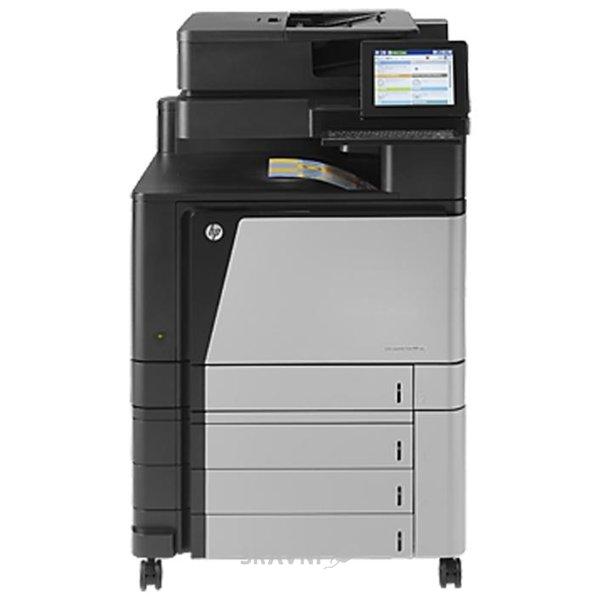 Фото HP Color LaserJet Enterprise flow MFP M880z