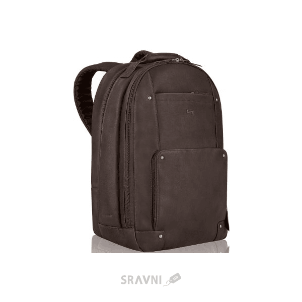 Фото Solo Executive 15.6 Leather Backpack (VTA701)