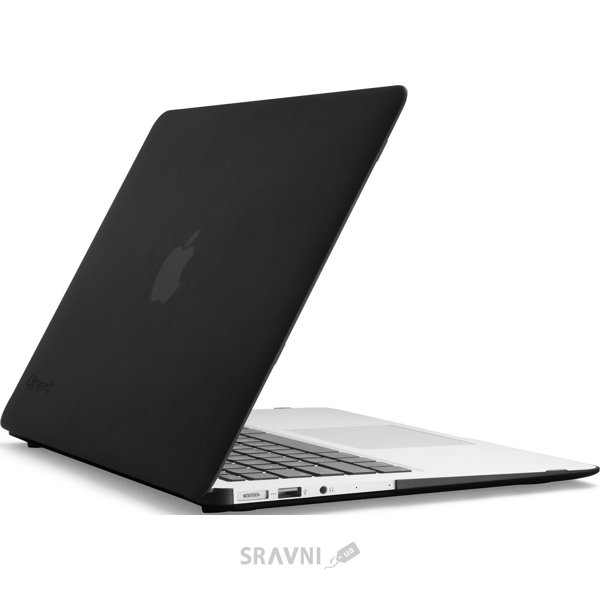 "Фото Speck SeeThru SATIN for MacBook Air 13"" Black SPK-A2192"