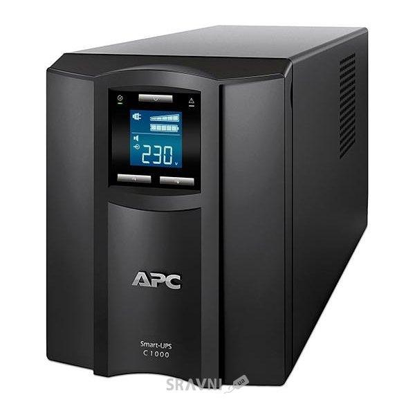 Фото APC Smart-UPS C 1000VA LCD