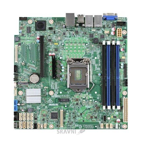 Фото Intel S1200SPS