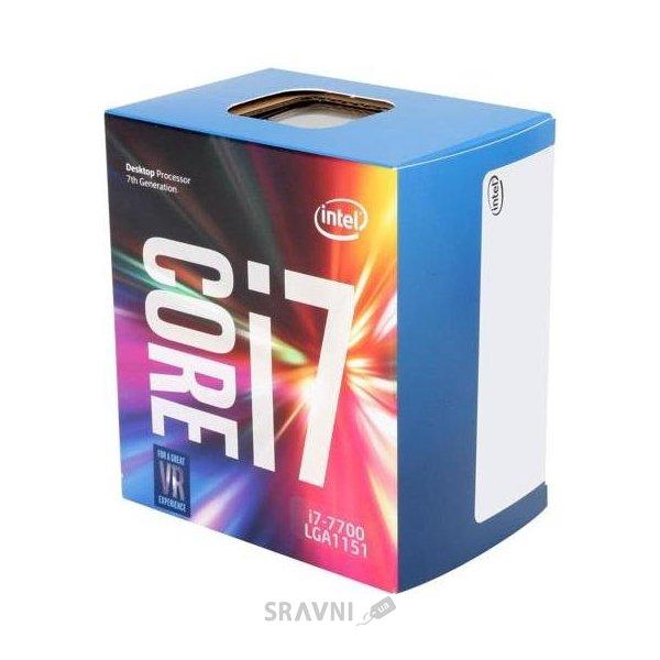 Фото Intel Core i7-7700T
