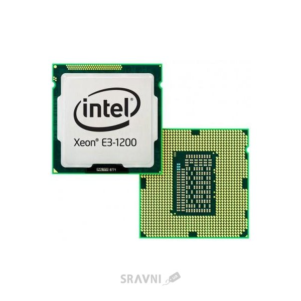 Фото Intel Xeon E3-1245