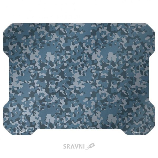 Фото Speed-Link Cript Ultra Thin Gaming Mousepad Camouflage (SL-620102-CAM)