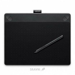 Цены на Wacom Intuos Art Pen & Touch Medium Tablet (CTH-690AK) Black, фото