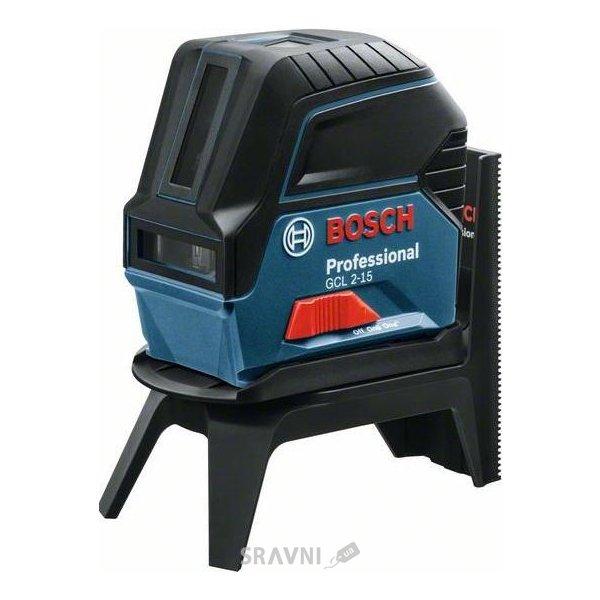 Фото Bosch GCL 2-15 + RM1 (0601066E00)