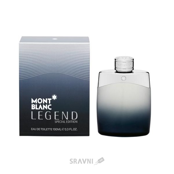 Фото Mont Blanc Legend Special Edition 2013 EDT