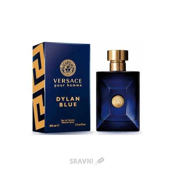 Фото Versace Pour Homme Dylan Blue EDT