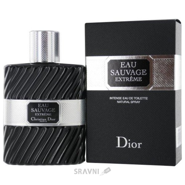Фото Christian Dior Eau Sauvage Extreme EDT