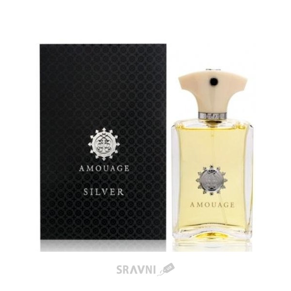 Фото Amouage Silver For Man EDP