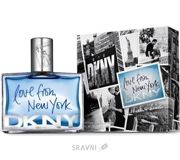 Фото Donna Karan DKNY Love from New York for Men EDT