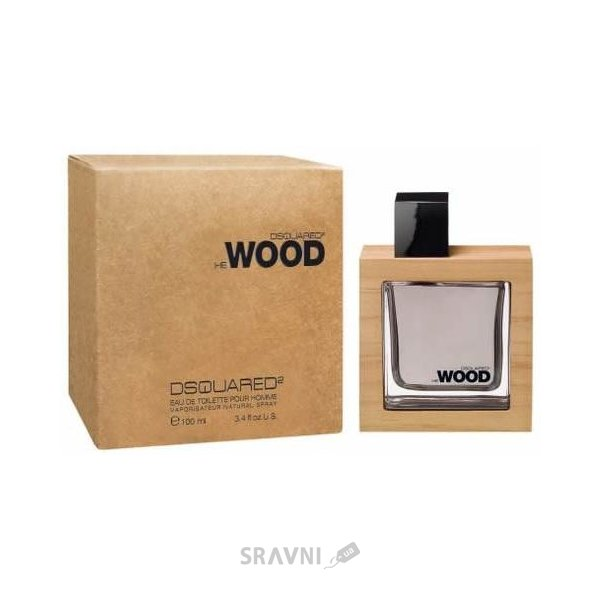 Фото Dsquared  He Wood EDT