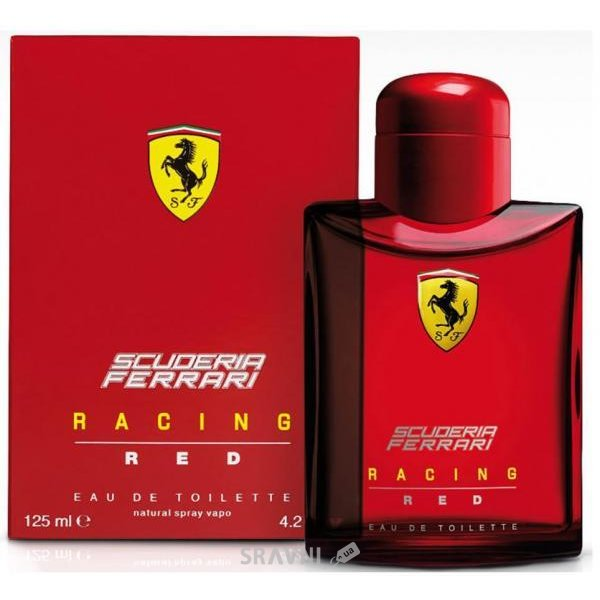 Фото Ferrari Racing Red EDT