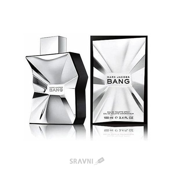 Фото Marc Jacobs Bang edt