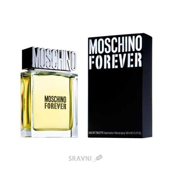 Фото Moschino Forever EDT