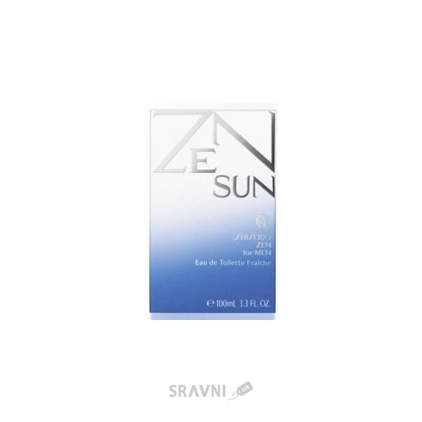 Фото Shiseido Zen Sun for Men EDT