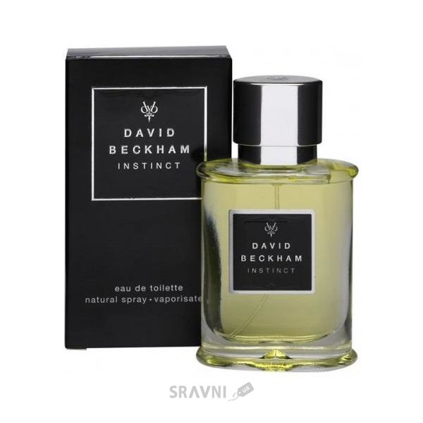Фото David & Victoria Beckham Instinct Men EDT
