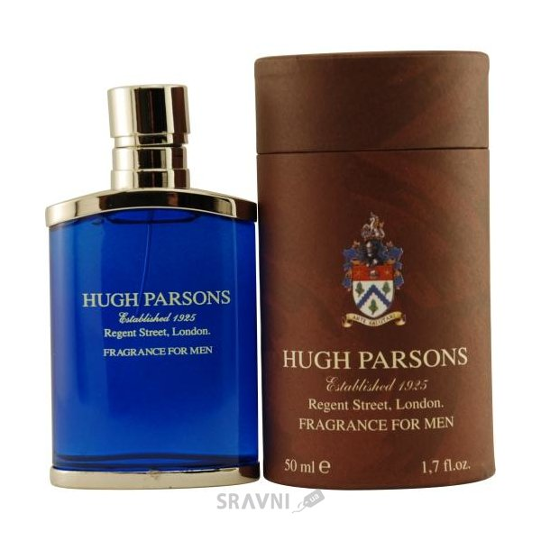 Фото Hugh Parsons Traditional EDP