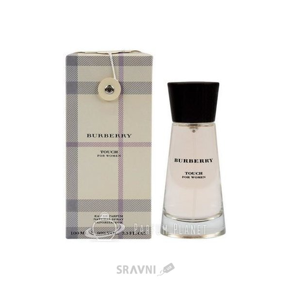 Фото Burberry Touch for Women EDP