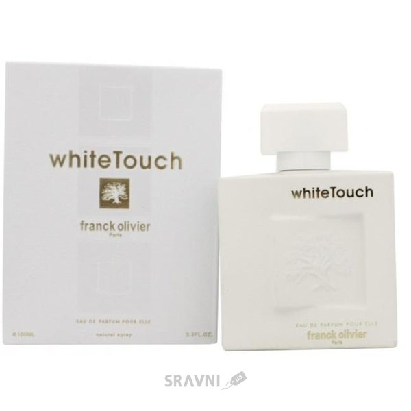 Фото Franck Olivier White Touch EDP