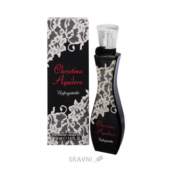 Фото Christina Aguilera Unforgettable EDP