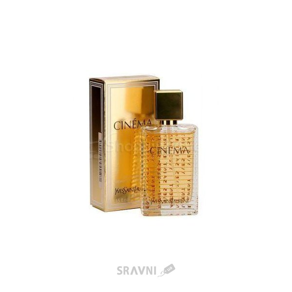 Фото Yves Saint Laurent Cinema EDP