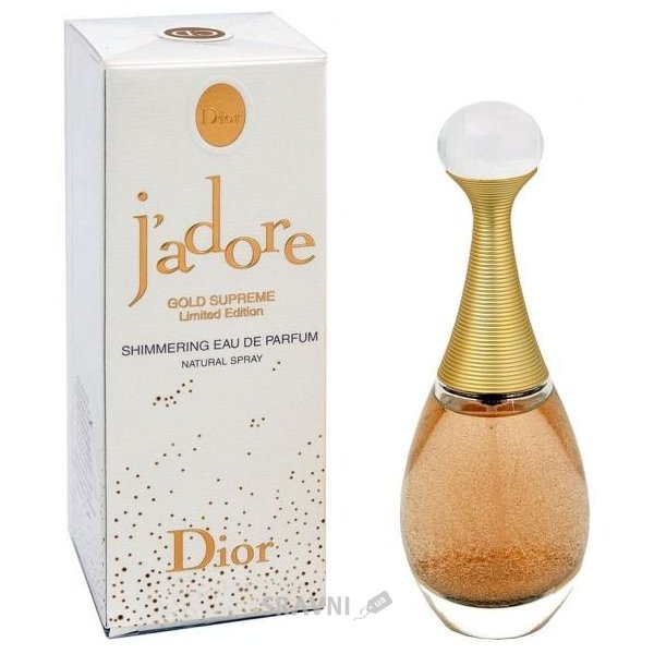 Фото Christian Dior J'Adore Gold Supreme EDP