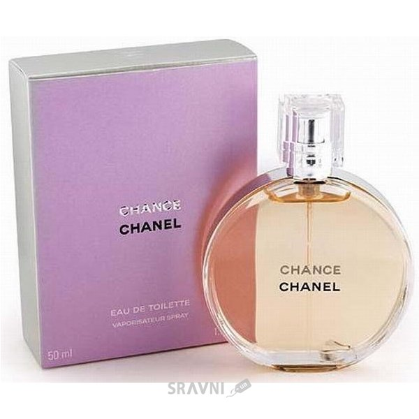 Фото Chanel Chance EDT