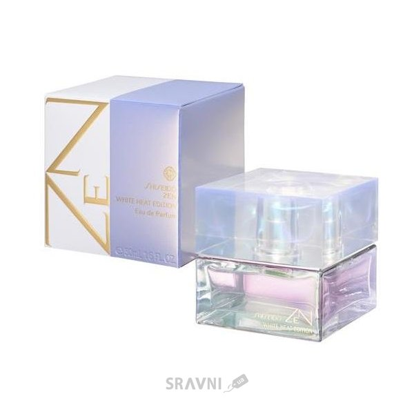 Фото Shiseido Zen White Heat EDP