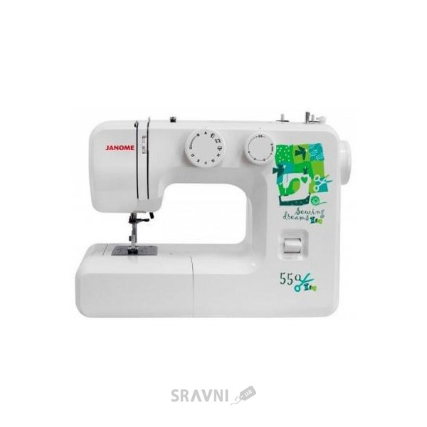 Фото Janome Sewing Dream 550
