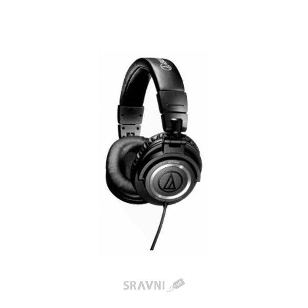 Фото Audio-Technica ATH-M50