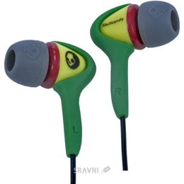 Цены на Skullcandy Smokin Bud 2 Locals Only/Gray/Blue (s2pghy-478) Гарнитура, фото