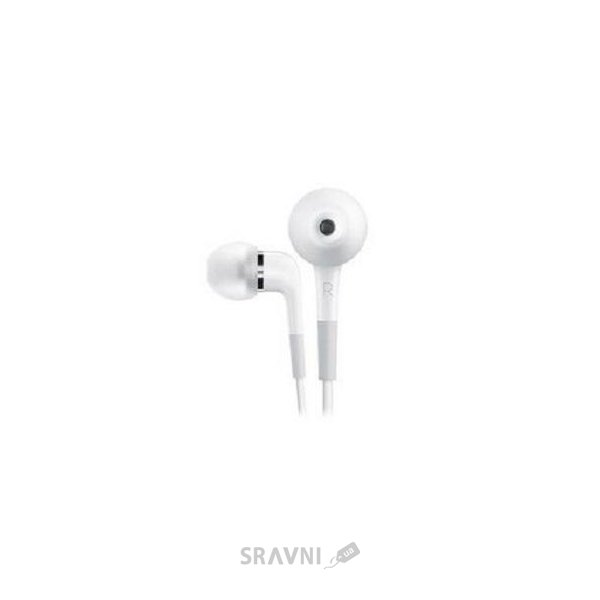 Фото Apple In-Ear Headphones with Remote and Mic ME186ZM/A