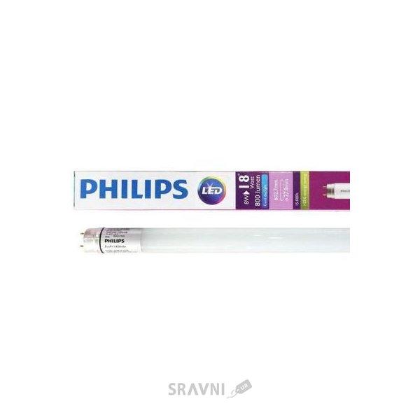 Фото Philips LEDtube 1200mm 16W 740 T8 AP C G (929001184508)