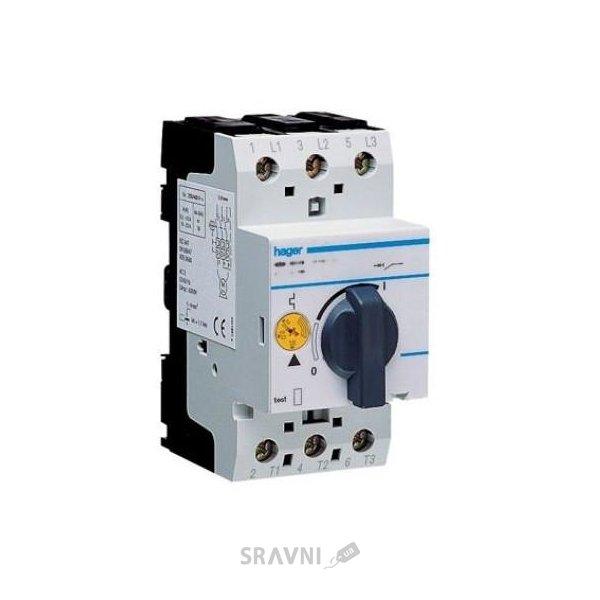Фото Hager Автоматический выключатель защиты двигателя MM511N