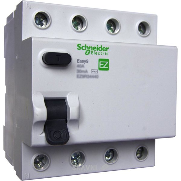 Фото Schneider Electric EZ9 (EZ9R34425)