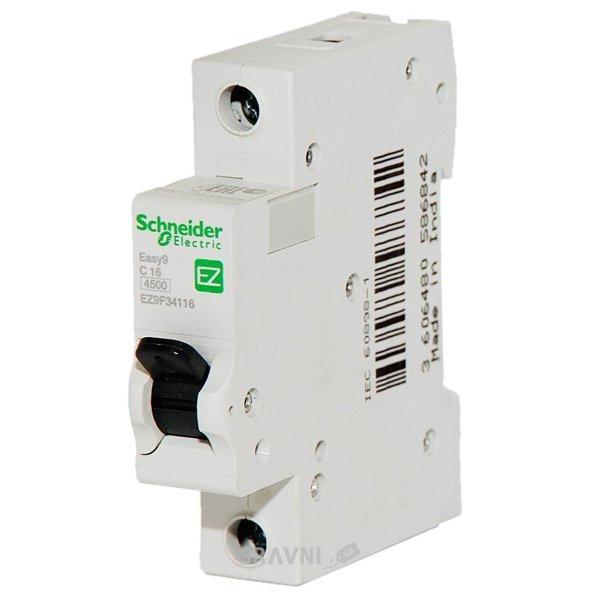 Фото Schneider Electric Easy9 (EZ9F34116)