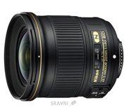 Фото Nikon 24mm f/1.8G ED AF-S Nikkor