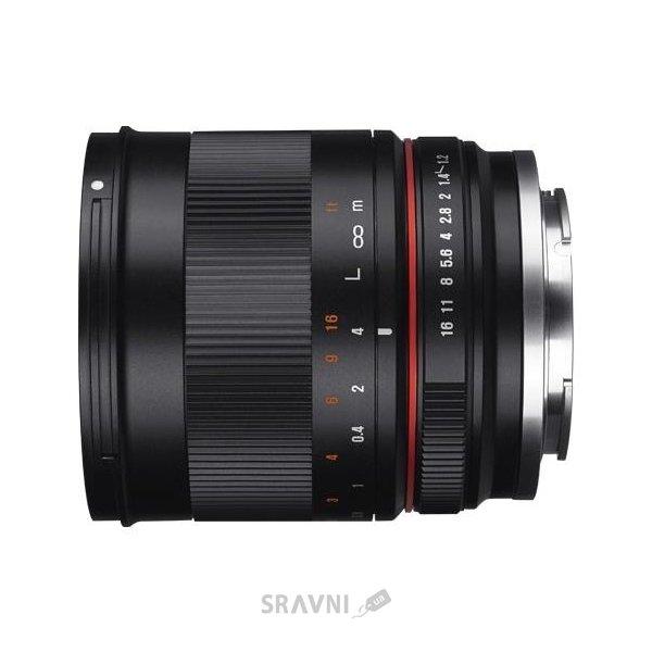Фото Samyang 50mm f/1.2 AS UMC CS Sony E