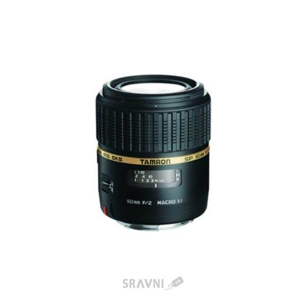 Фото Tamron SP AF 60mm F/2.0 Di II LD Macro Minolta A