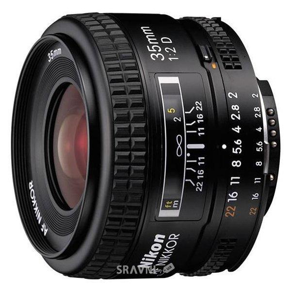 Фото Nikon 35mm f/2D AF Nikkor