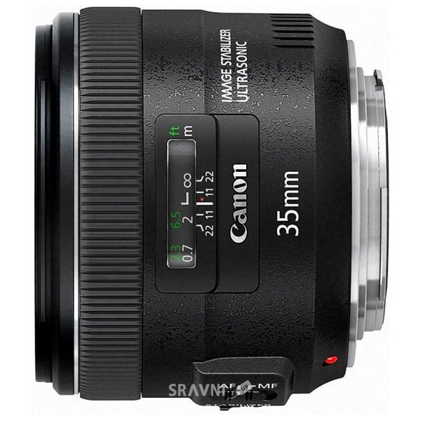 Фото Canon EF 35mm f/2 IS USM